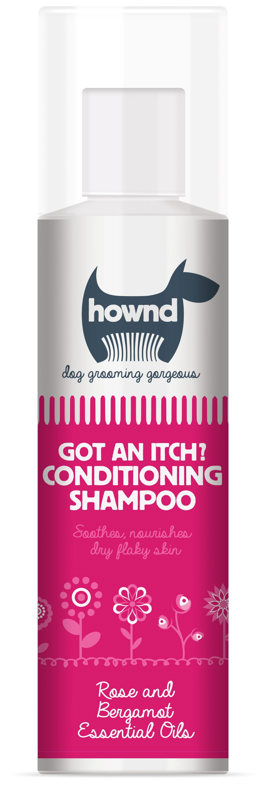 Hownd Natural Dog Shampoo