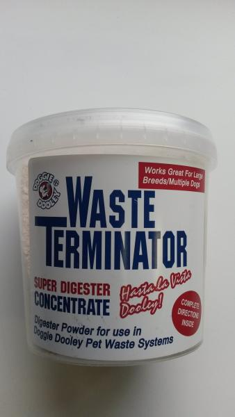 Digester Powder Replacement